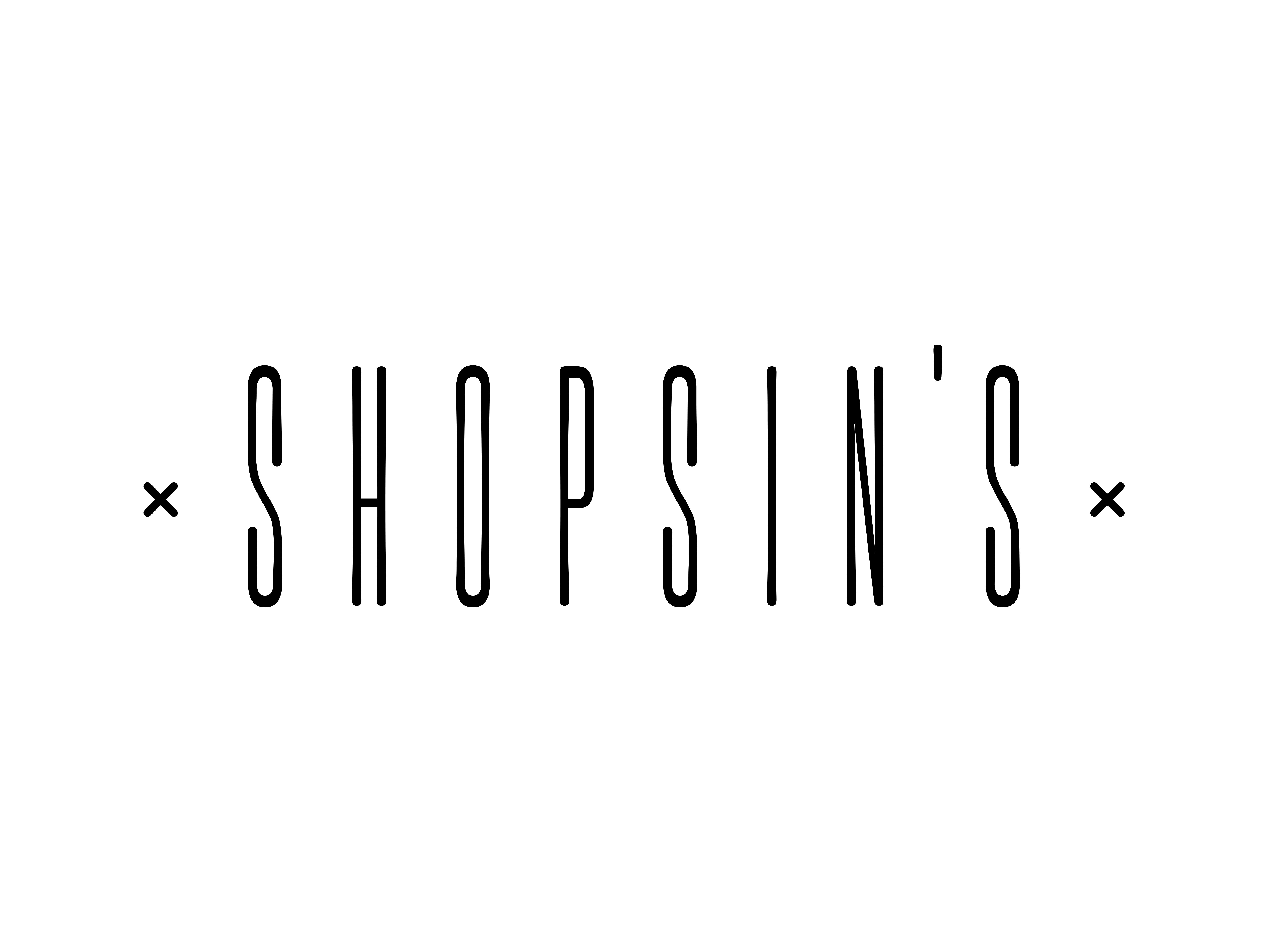 Shopsins Rebranding