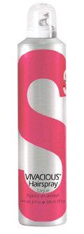S Factor Vivacious Hairspray 8.9 oz