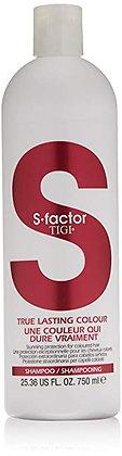 S Factor True Lasting Colour Shampoo 25.36 floz