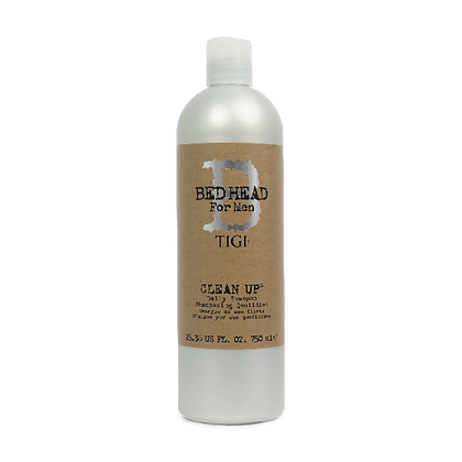 Bed Head for Men Clean Up Shampoo 25.36 oz