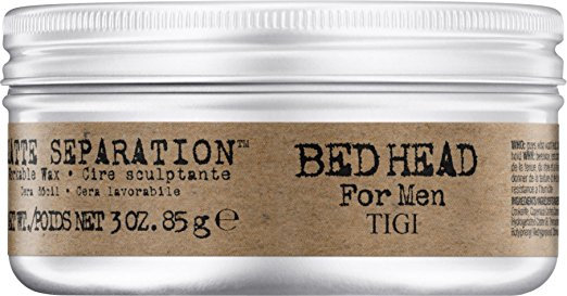 Bed Head Matte Separation Workable Wax 3oz