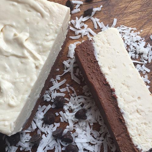Chocolate & Coconut Macaroon