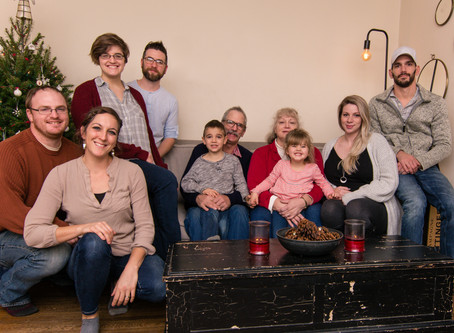 Meet Our Team : The Stoltzfus Family