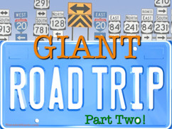 A Giant Road Trip: Part II