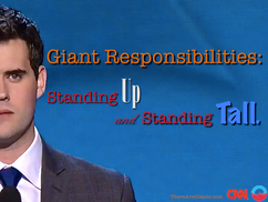 Giant Responsibilities: Standing Up & Standing Tall with Zach Wahls