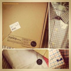 I Have Bespoken: Ratio Clothing