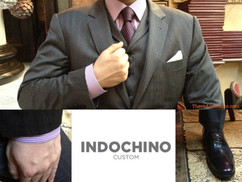 I Have Bespoken: Indochino