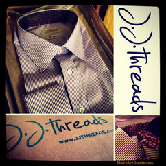 I Have Bespoken: J.J. Threads