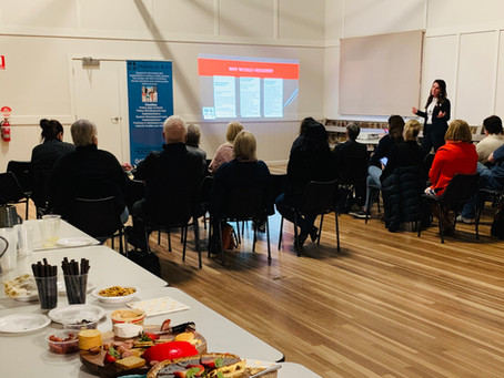 Launching Verification Audit Workshops in Mornington