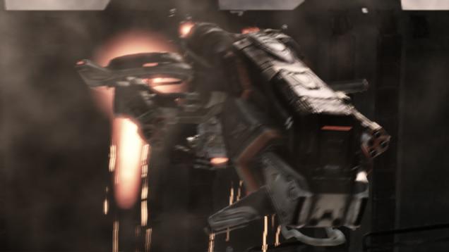 VFX Cinematic Shot 5