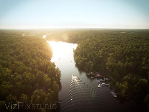 Drone Photography Muskoka Region