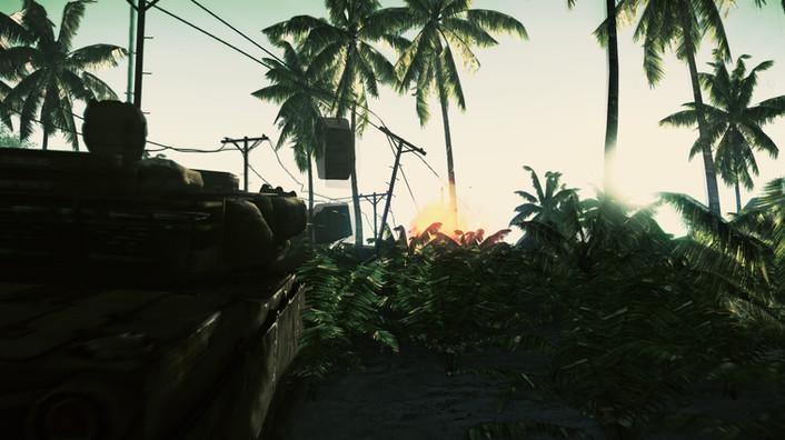 Tank Visual Effects