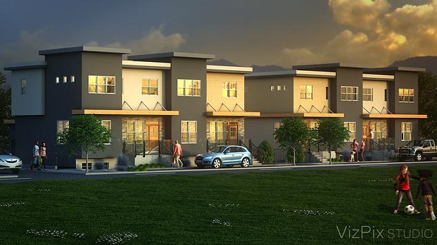 BC Housing Development Visualization