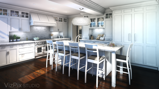 Kitchen Renovation Visualization