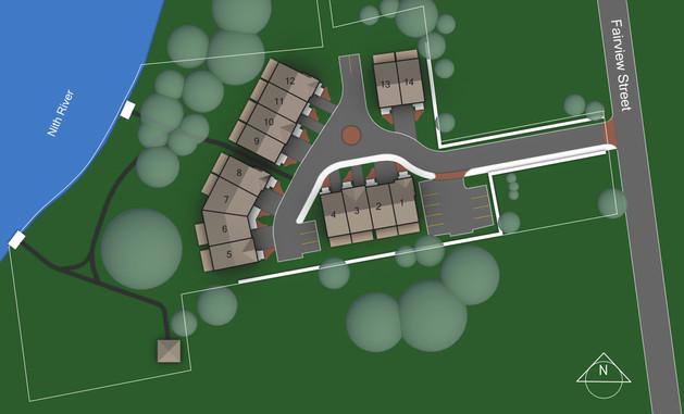 Riverbend Site Plan