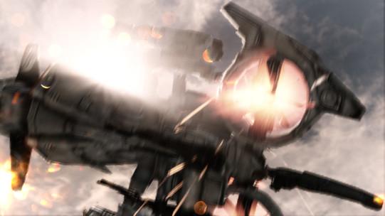 VFX Cinematic Shot 2
