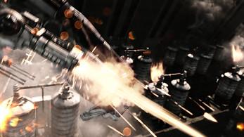 VFX Cinematic Shot 4