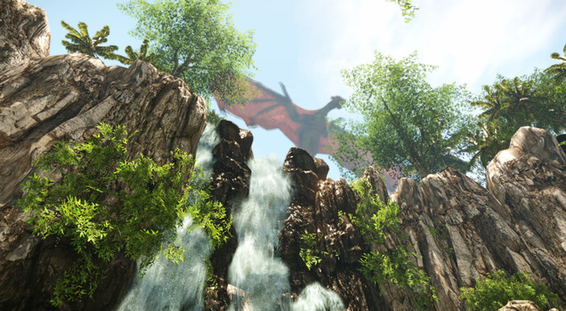 Waterfall Effects