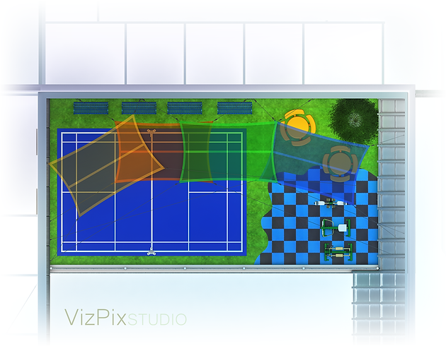 MUMC Youth Courtyard Colour Floorplan