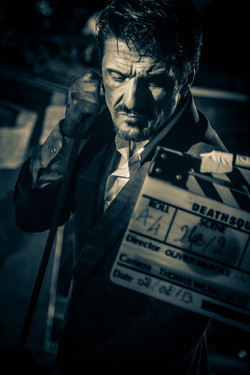 """Behind the scenes of """"DEAD SQUAD"""" FILM BY OLIVIER MERCKX"""