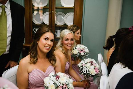 Louise's bridesmaids