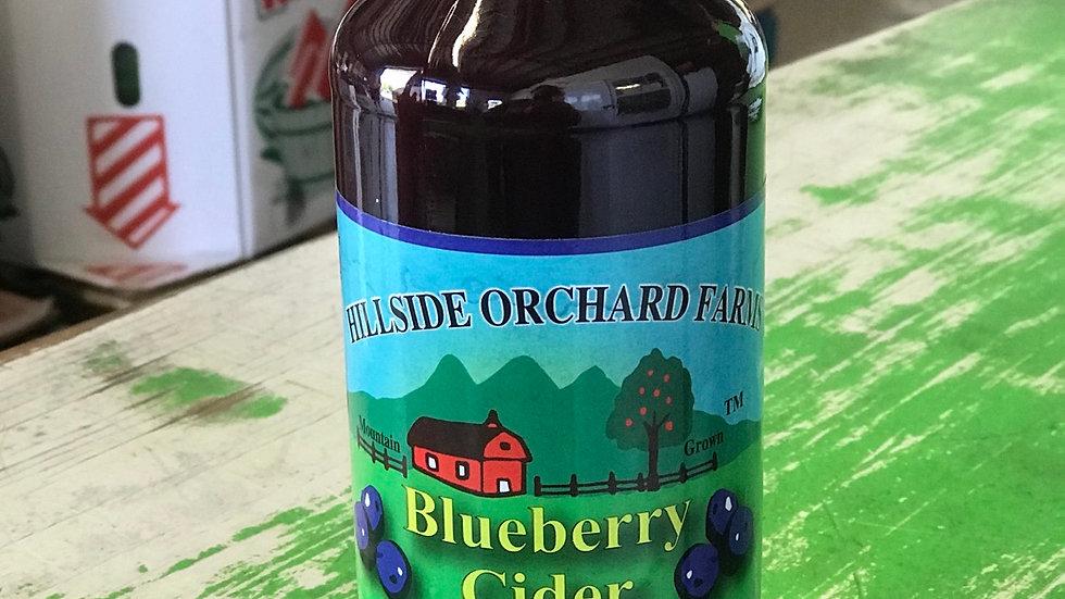 32 oz. Blueberry Cider