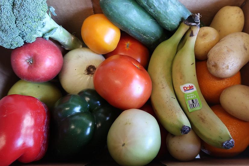 Basic Vegetable Box