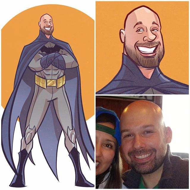Superhero Commission