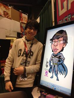 Emerald City Comicon 2013