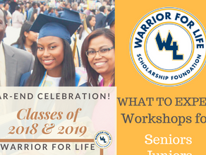 WARRIOR FOR LIFE GRADUATION CONFERENCE 2018