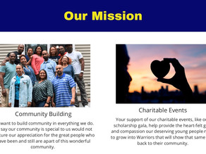 WARRIOR FOR LIFE SCHOLARSHIP FOUNDATION MISSION