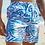 Thumbnail: Watercolor Waves - Hybrid Shorts