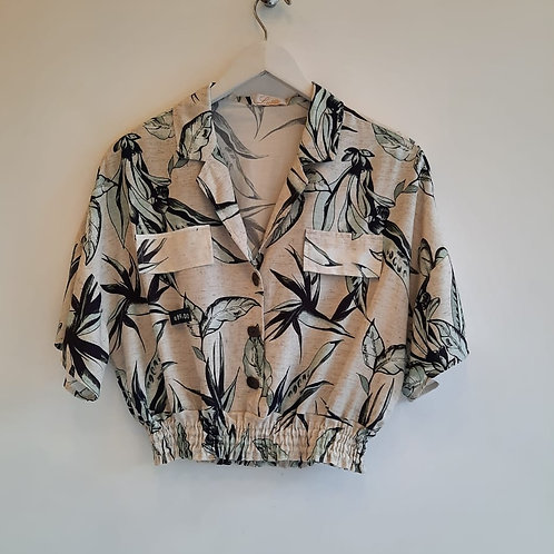 Blusa viscose FLORIDA