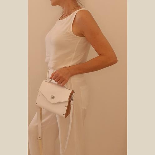 Bolsa Meg Branca