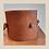 Thumbnail: Bolsa TAMBOR de couro selvagem