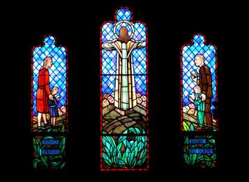 The Benediction Windows