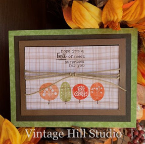 Fall Line Up - Unity Stamp Co rubber stamps