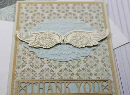 Thank You Card - Video Tutorial