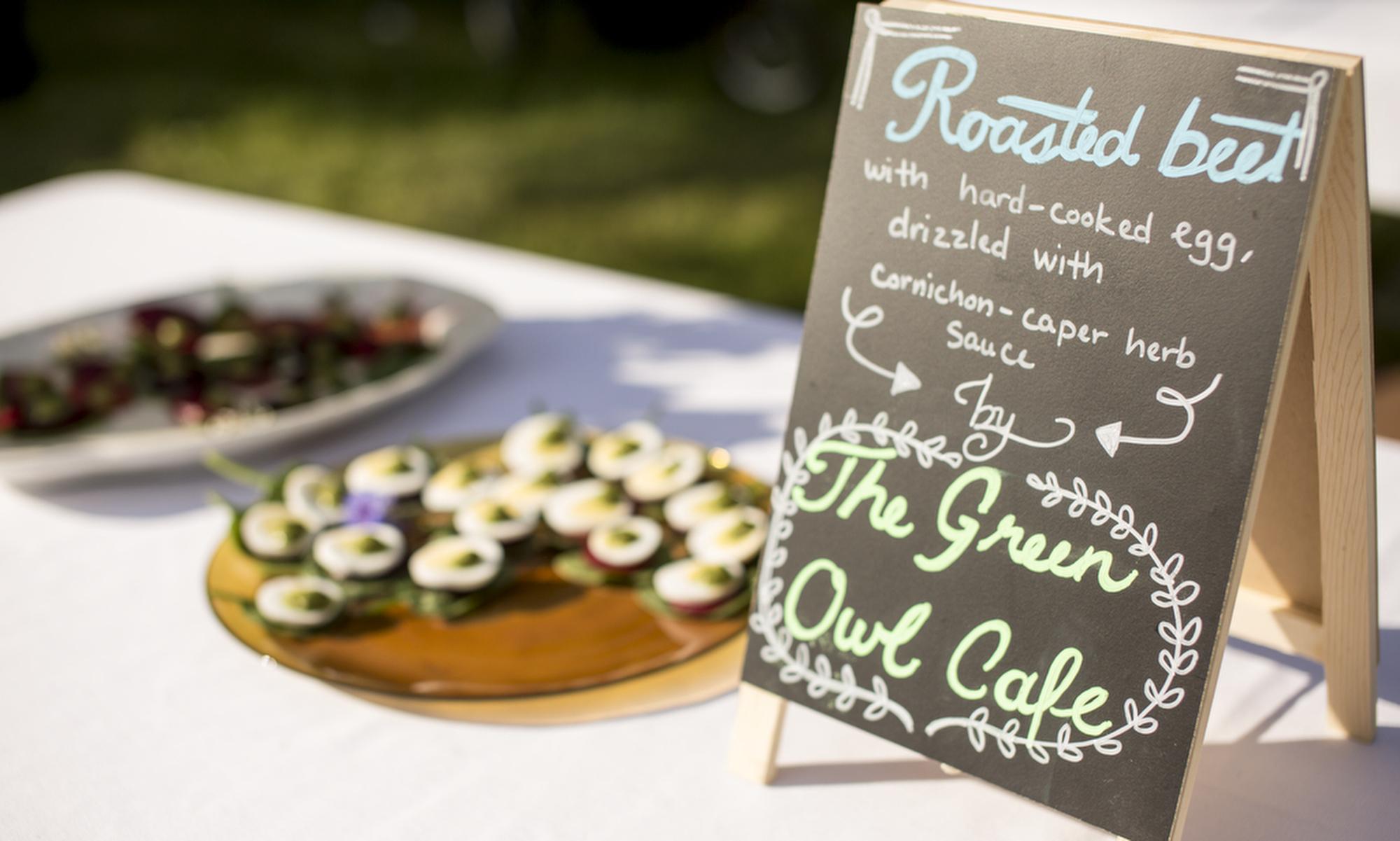 Community Groundworks Garden Party