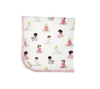 BabyBuggyBlanket-PatienceandPrayerPalmBe