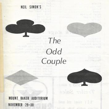 Odd Couple program