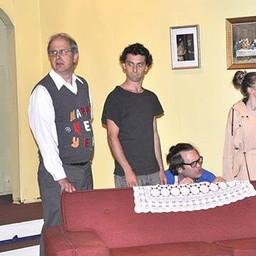 Michael, Woody, David, Gina & Melodie