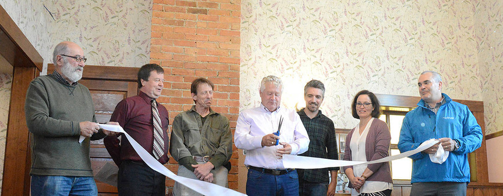 Newly Renovated Theatre Reopens