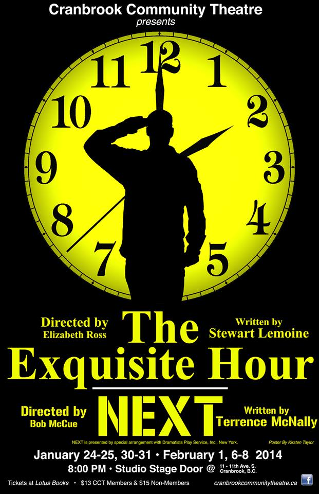 The Exquisite Hour  - Next