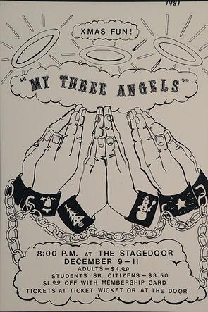 1981 My three Angels poster .JPG