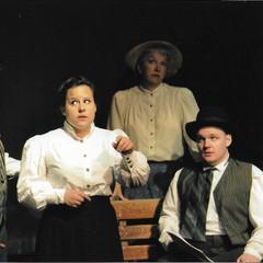 Ashlée, Elizabeth, Brent and Bill