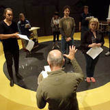 Rehearsal - Terry and full cast