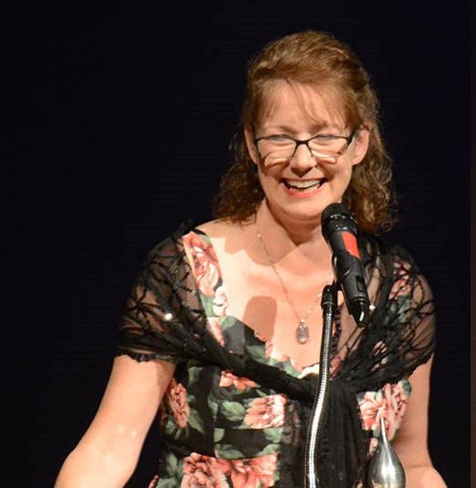 Brenda Babinski, presenter