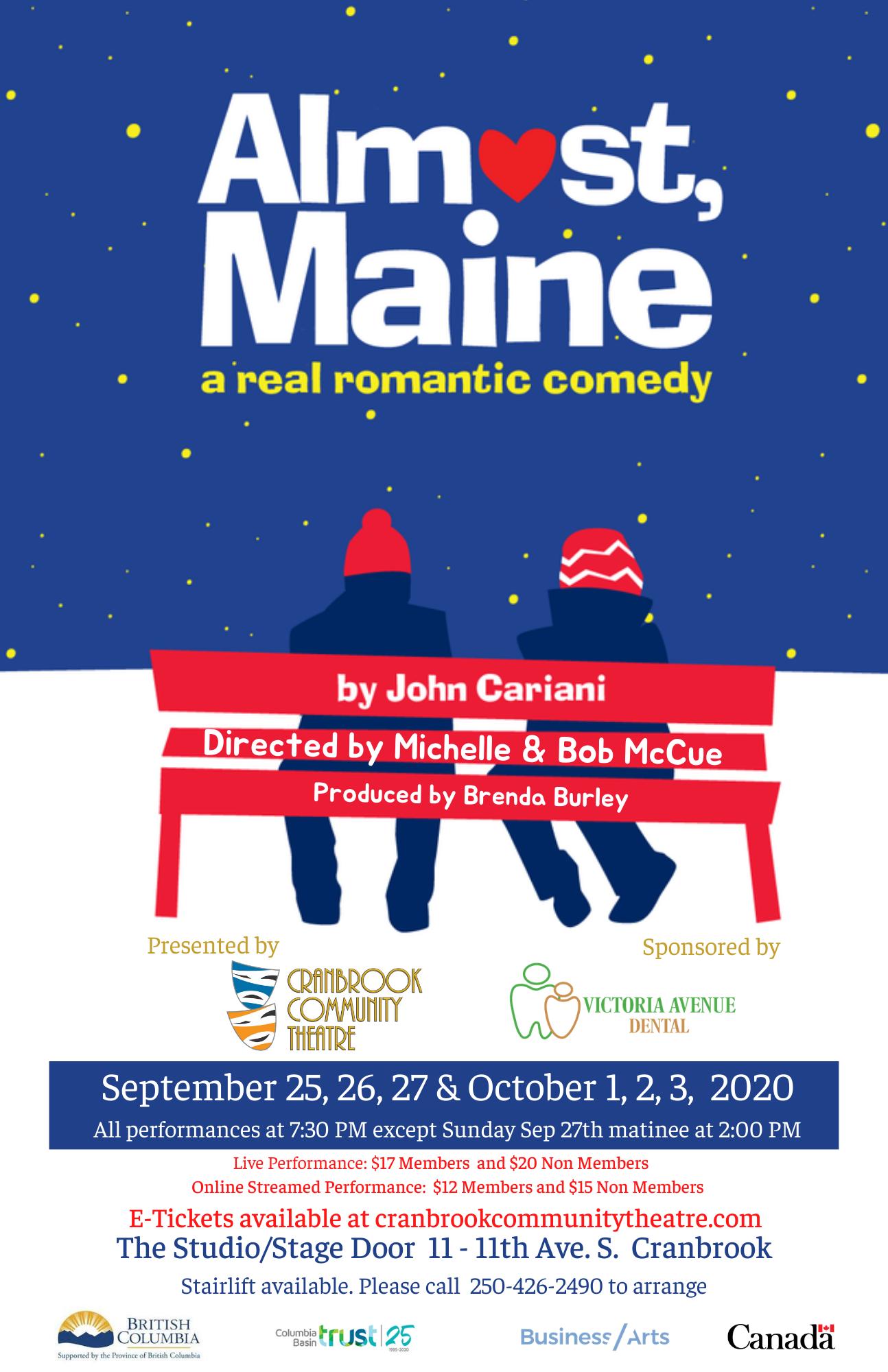 Almost Maine 2020