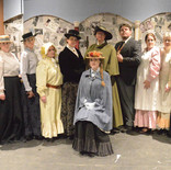 The Fighting Days cast tableau
